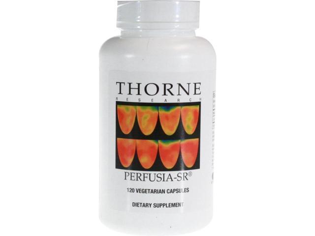 Thorne Research Perfusia-SR 120 Vegetarian Capsules
