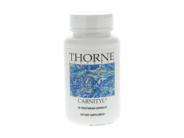 Thorne Research Carnityl 60 capsules