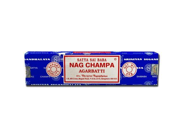 INCENSE NAG CHAMPA SAI B CS 12/40 GRM