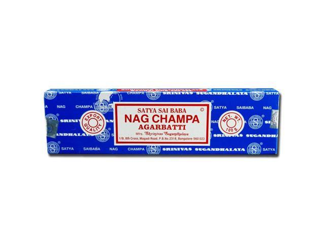 Sai Baba Nag Champa Agarbatti Incense 100 Grams