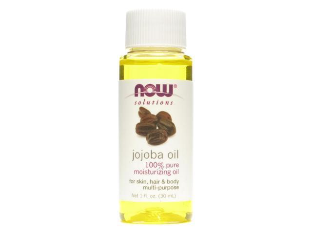 Jojoba Oil Pure - Now Foods - 1 oz - Liquid
