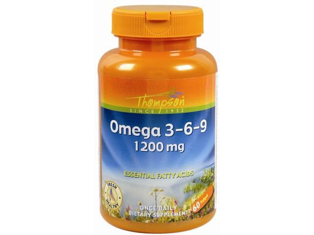 Omega 3 6 9 - 60 - Softgel