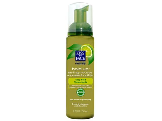 Hold Up Styling Mousse - Kiss My Face - 8.5 oz - Liquid