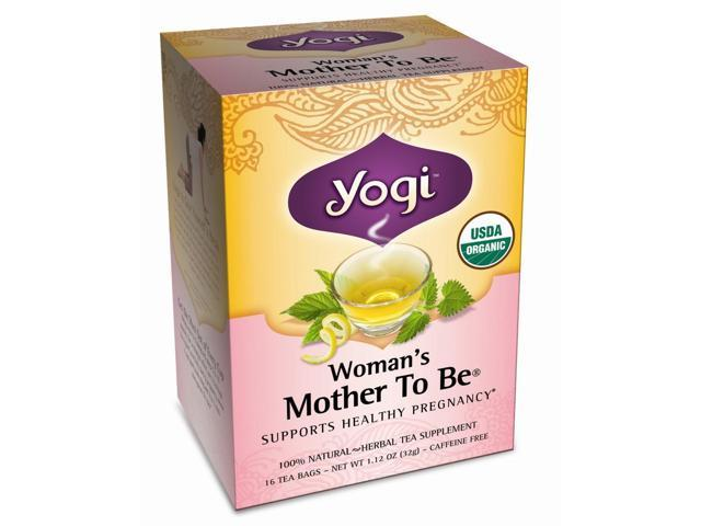 Yogi Woman's Mother To Be Tea 16 Tea Bags
