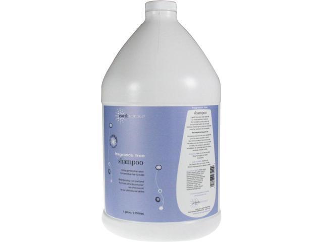 Earth Science, Fragrance-Free Shampoo 1 Gallon