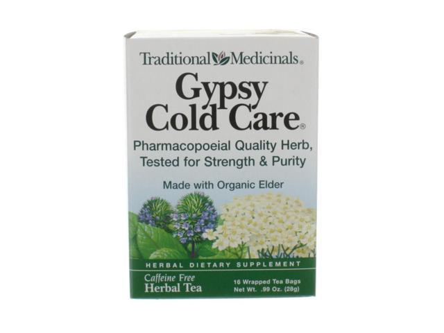 Gypsy Cold Care Tea 16 Bags