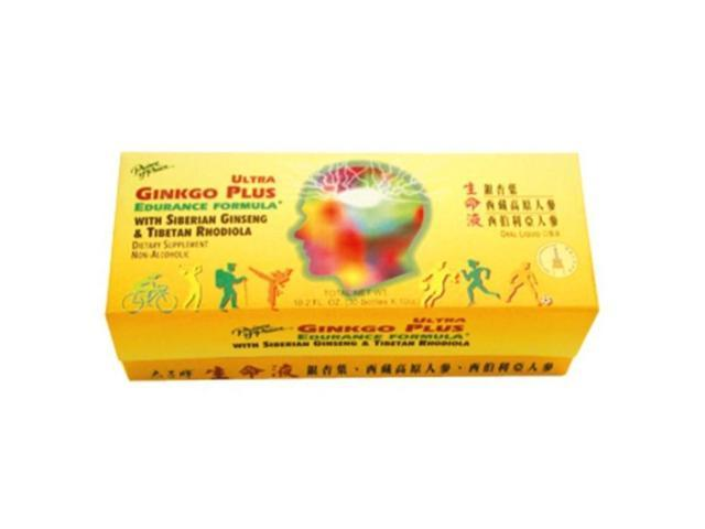 Ultra Ginkgo Plus - Prince Of Peace - 30 - Vial