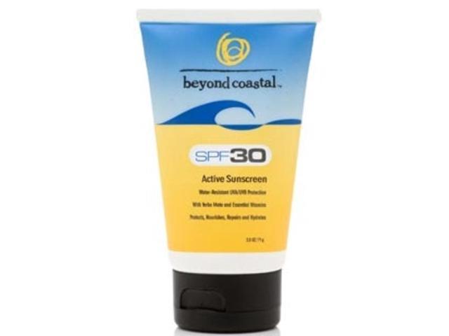 Beyond Coastal, Active Sunscreen SPF 30 2.5 oz
