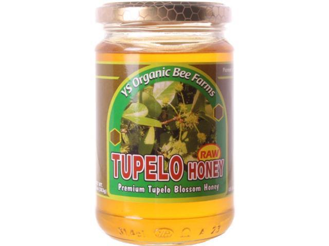 Y.S. Organic Bee Farms, Raw Tupelo Honey 13.5 oz
