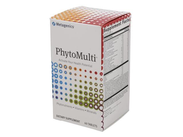 Metagenics PhytoMulti 60 tablets