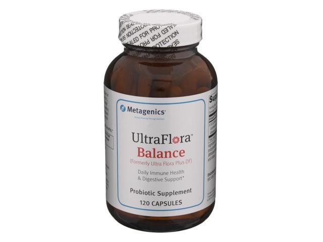 Metagenics UltraFlora Balance 120 Capsules