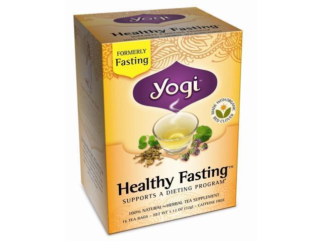 Fasting Tea Organic - 16 - Bag