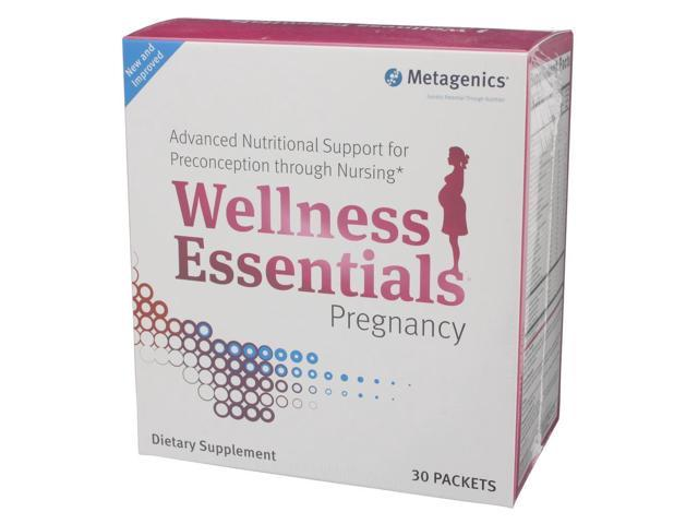 Metagenics Wellness Essentials Pregnancy 30 Packets