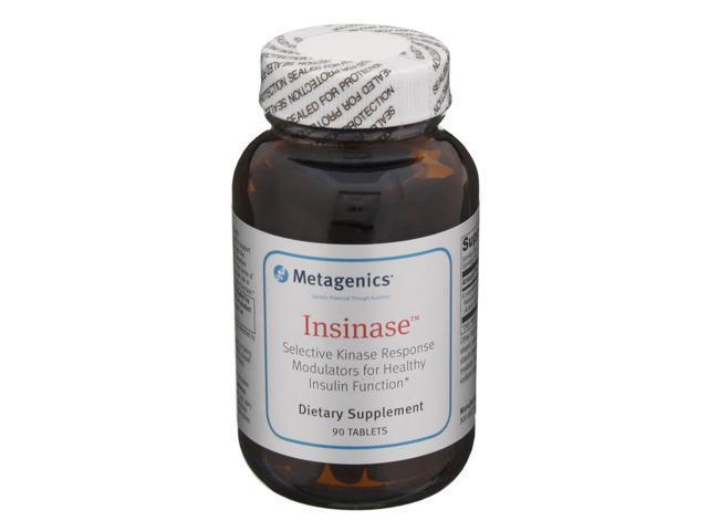 Metagenics Insinase 90 Tablets