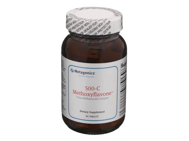 Metagenics 500-C Methoxyflavone 90 Tablets