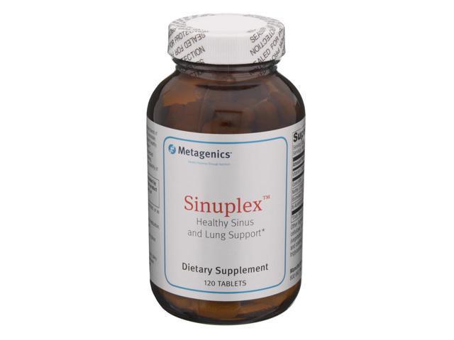 Metagenics Sinuplex 120 Tablets