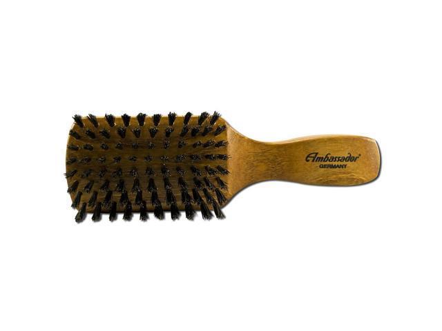 Ambassador Hairbrushes, Beechwood Men's Paddle 5125 1 Hairbrush