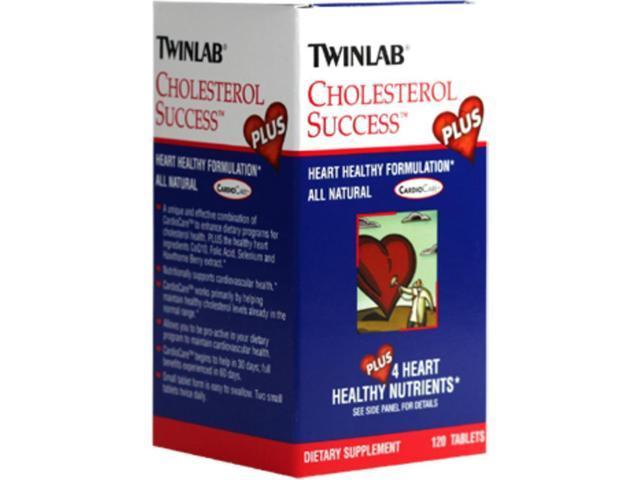 Twinlab Cholesterol Success Plus 120 Tablets