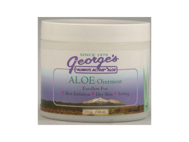 George's Aloe Vera Ointment 4 fl oz