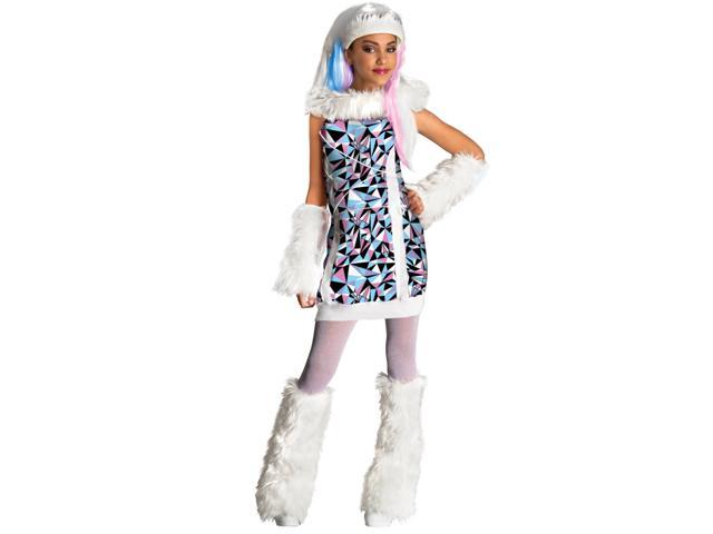 Monster High Abbey Bominable Child Costume - Medium (8-10)