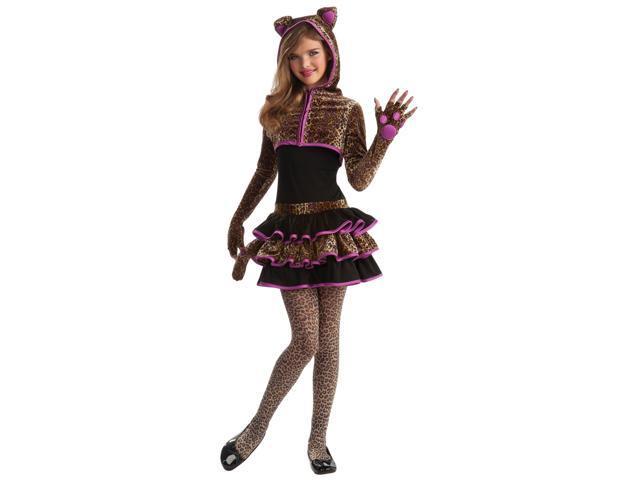 Leopard Tween Costume