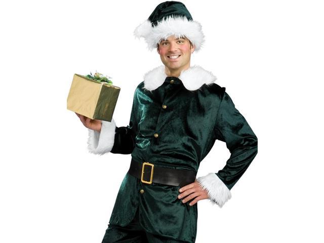 Jolly Green Elf Suit