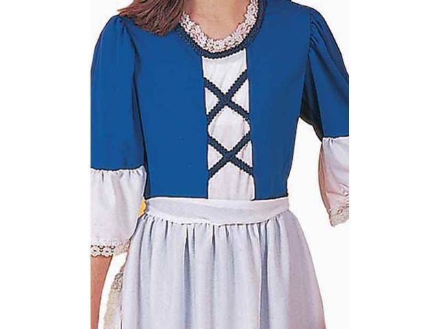 Girl Colonial Costume
