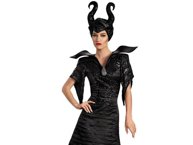 Maleficent Christening Short Gown Deluxe