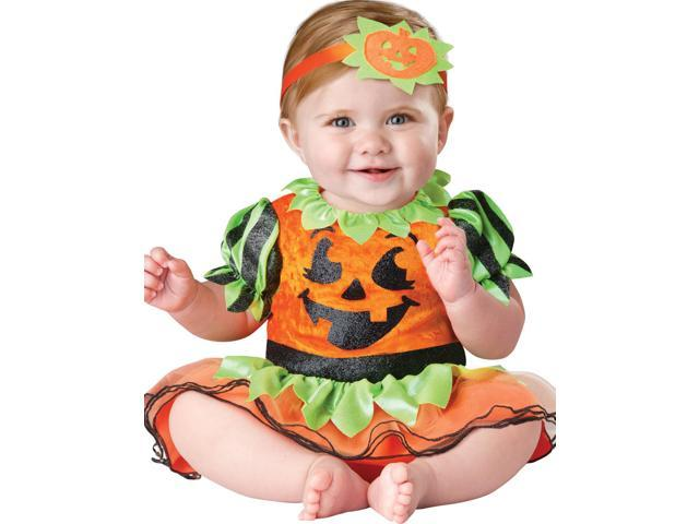 Pumpkin Patch Princess Costume