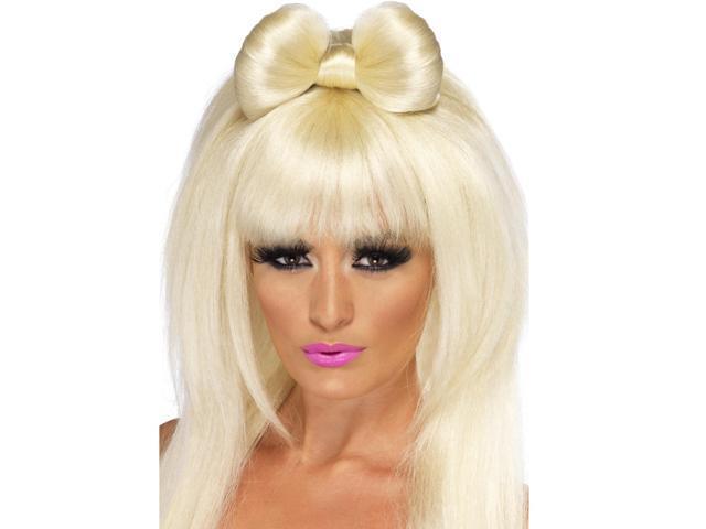 Lady Gaga Blonde And Pink Wig 94