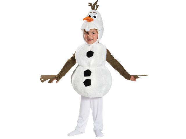 Disney Frozen Olaf Snowman Deluxe
