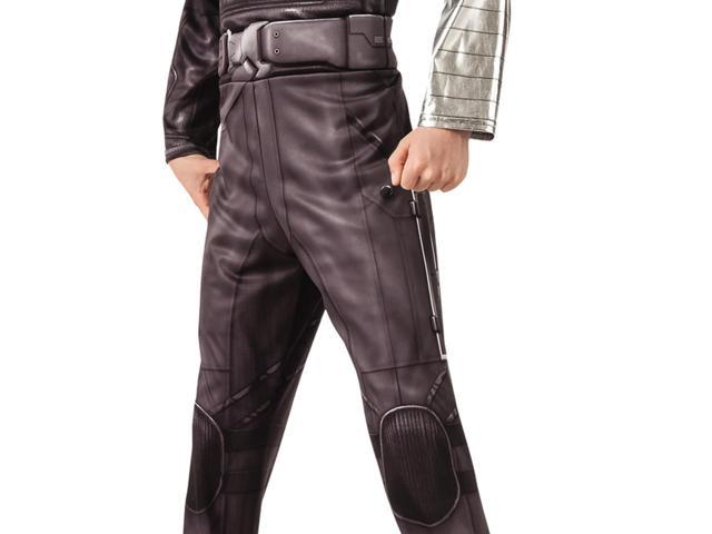 Captain America 2 - Deluxe Boys Winter Soldier Costume