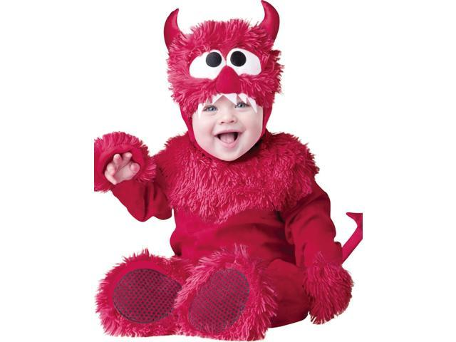 Baby Lil Devil Costume - 18 Months-2T