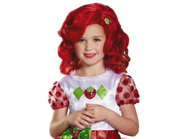 Adult Strawberry Shortcake Wigs 102