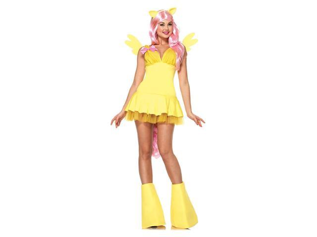 Adult Fluttershy Pony Dress