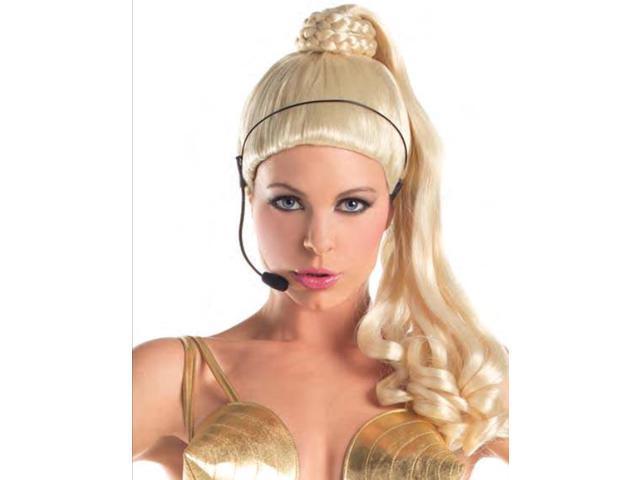 80s Diva Wig