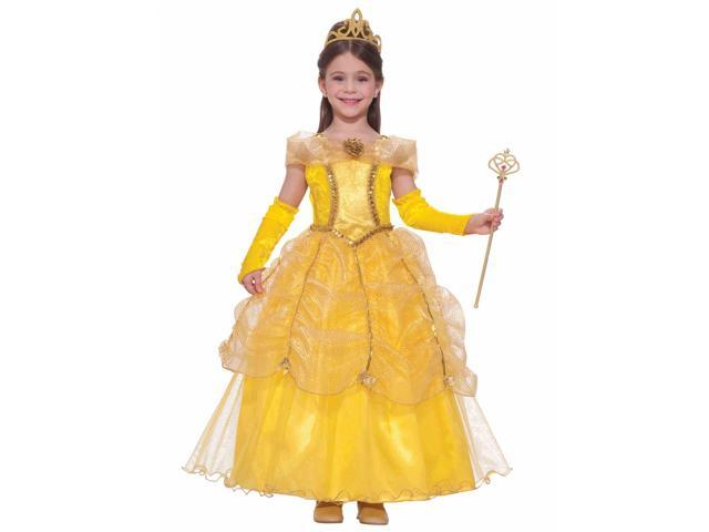 Golden Princess Costume