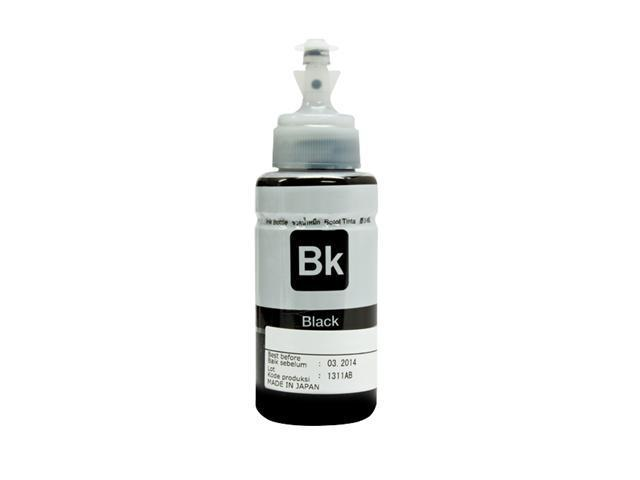 Epson T6731 Black Ink 70ml Bottle For Epson L800 L801 L805 (past Best Before date)