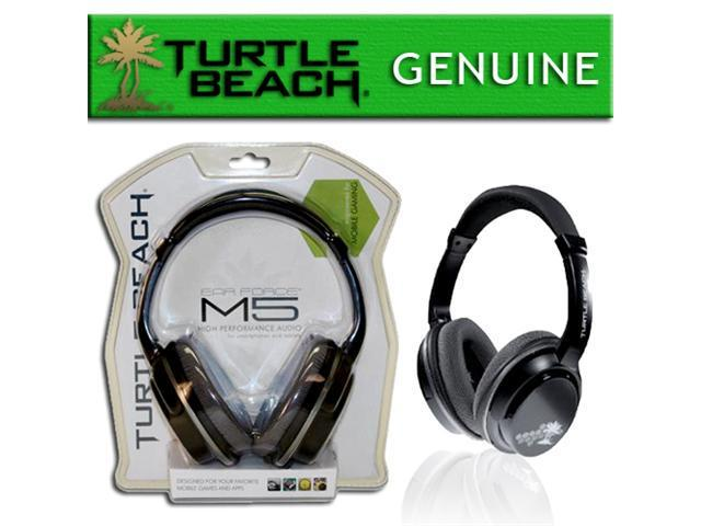 "Turtle Beach Ear Force M5 Gaming Headset OEM Product - ""TBS- 5200-01"" ""731855052004"""