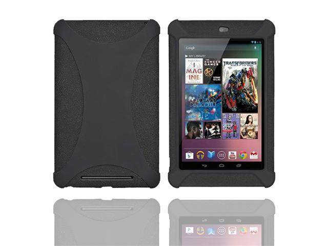 Amzer AMZ94381 Silicone Gel hard back Case Cover for Google Nexus 7 Genuine