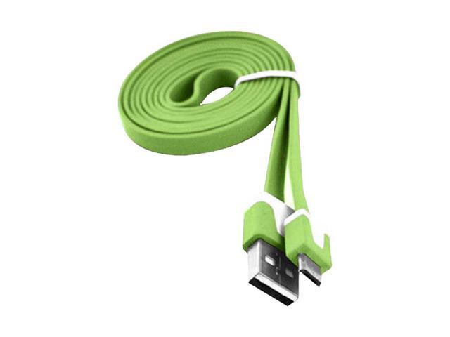 Micro USB cable for Samsung, HTC, Xiaomi, LG, Sony, Motorola Cellphones Android Smartphones 6ft Rapid Sync Charge
