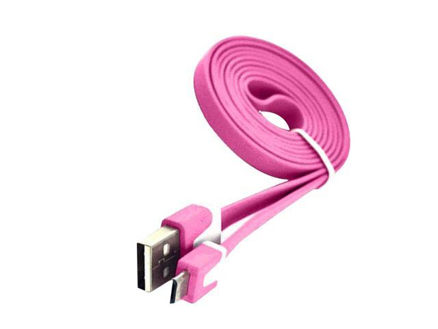 6 Feet Micro USB Charging Sync Data Cable For Samsung Galaxy S2 S3 S4 / Kindle Fire HD / Google Nexus 5