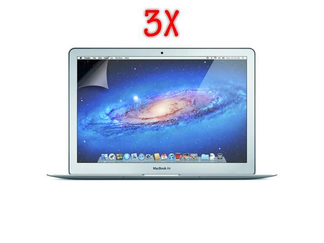 Premium 3 Pack Anti-Glare LCD Screen Guard Shield for Apple�� Macbook Air�� 13