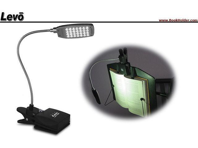 LEVO Multipurpose LED Book Light, Hobby Light, and Task Light