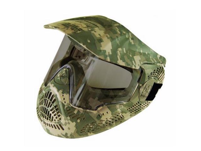 Tippmann US Army Ranger Performance Goggles - Dig Camo