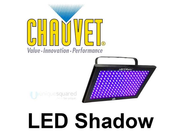 CHAUVET 781462020217 Tfx-uvled Led Shadow