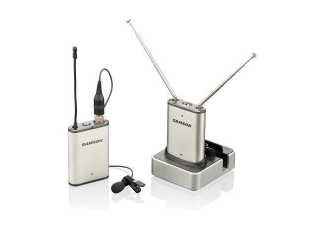 Samson Airline Micro Wireless Lav Mic Camera System SWAM2SLM10 (N3 Band)
