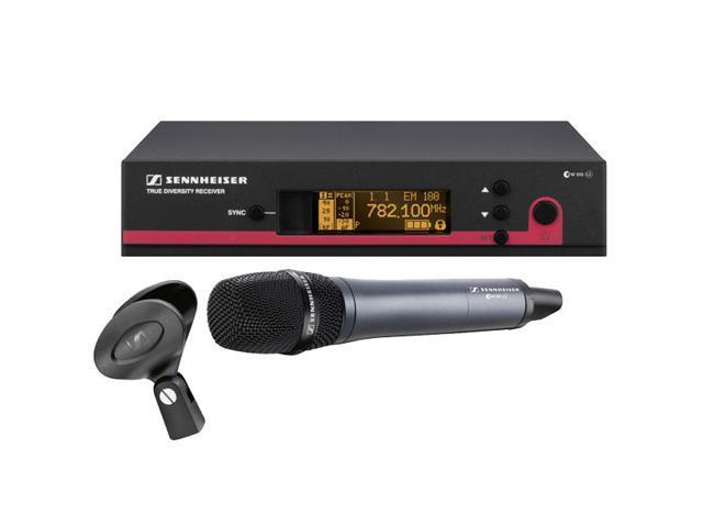 Sennheiser EW135 G3 Handheld Wireless Vocal Mic, G-Band