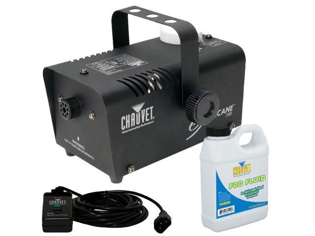 chauvet hurricane 700 fog machine review