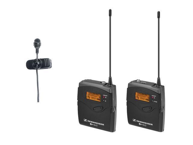 Sennheiser EW 122P G3 Wireless Lav Mic (G Band) $50 Rebate